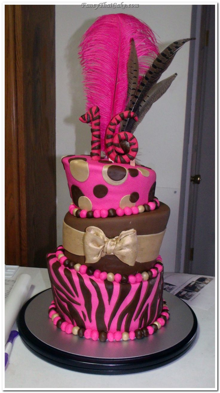 1000 Images About Sweet 16 Cakes On Pinterest Sweet 16