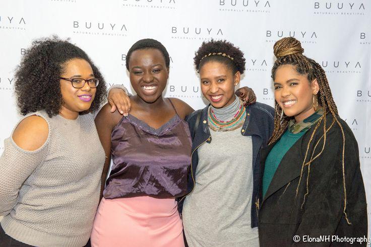 The Buuya Beauty Launch #capetowncurly
