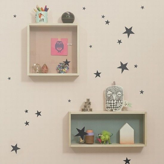 Mini Wallstickers | Ferm Living | koop nu bij DesignLemonade.com