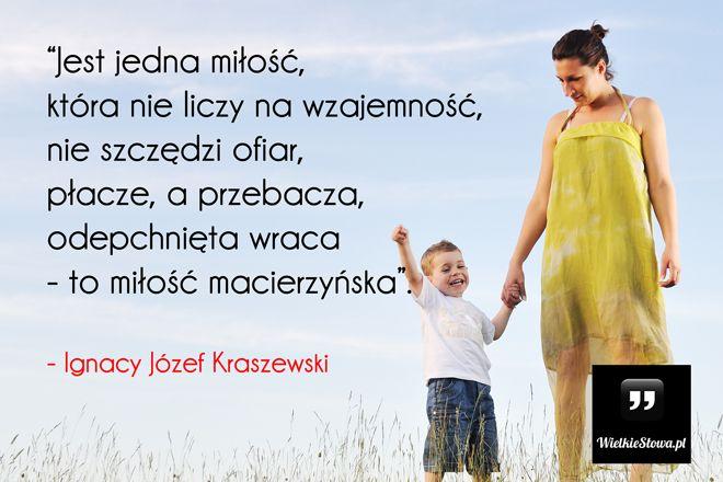 Jest jedna miłość... ,  #Miłość