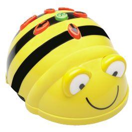 De prijswinnende Bee-Bot vloerrobot heeft een kindvriendelijke bediening. Een mooi begin voor programmeren met jonge kinderen.