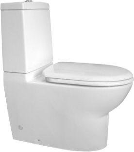 Proteus II Close Coupled Toilet Suite