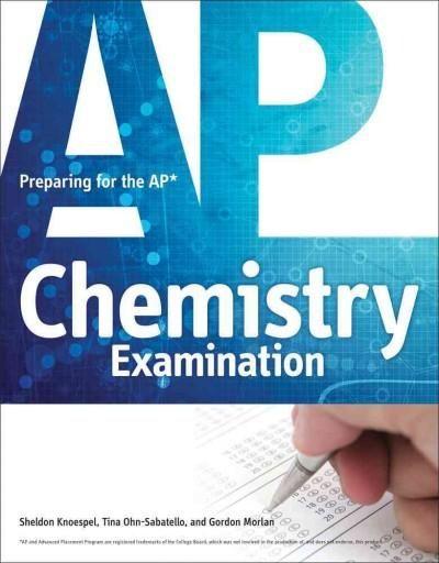 Preparing for the AP Chemistry Examination