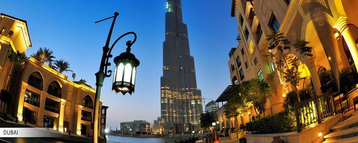 Rejser til Dubai, Billige rejser til Dubai med fly og hotel