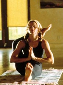 Madonna does Ashtanga- that looks like it feels sooo good.. but I won't know 'til I get there!