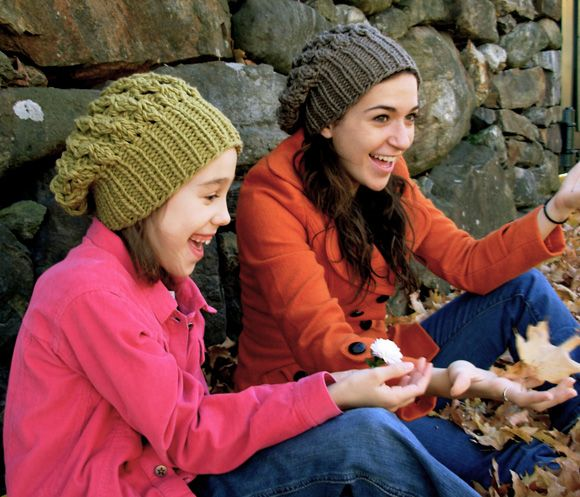 Free Knitting Pattern - Hats: Shroom Hat
