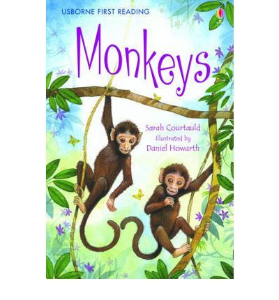 Lets children find out about the different species of monkey across the world, including their habitats, diets and habits.