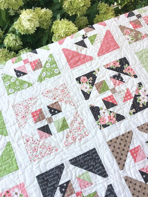137 best Patterns by Carried Away Quilting images on Pinterest : moda layer cake quilt patterns - Adamdwight.com