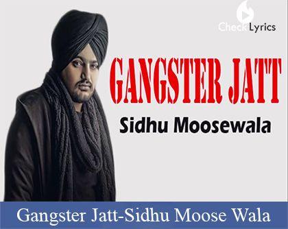 The song Gangster Jatt Lyrics  84076d0dc0be2