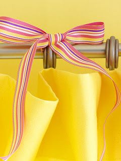 DIY: Easy Window Treatments & Curtain Rod Ideas - Design Dazzle