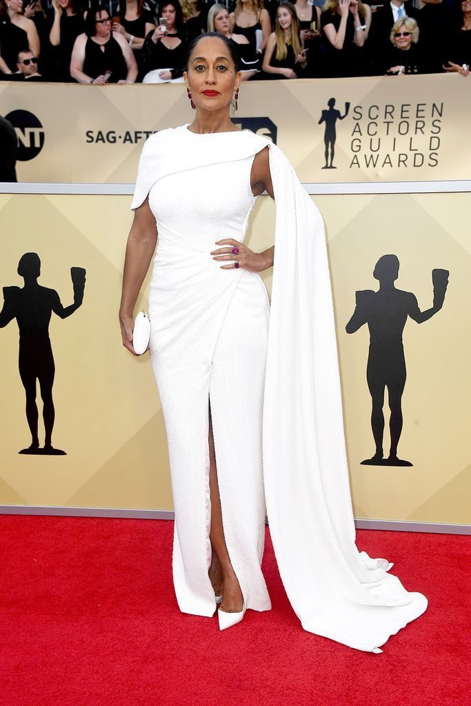 Take a look at all the best style from the Screen Actors Guild Awards 2018