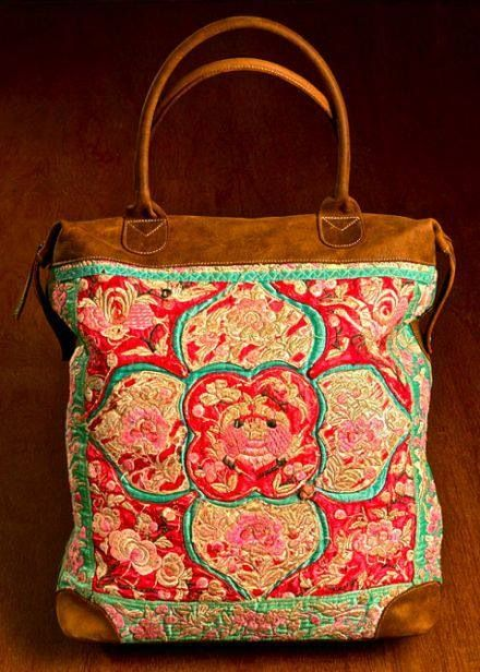 Love this boho bag!