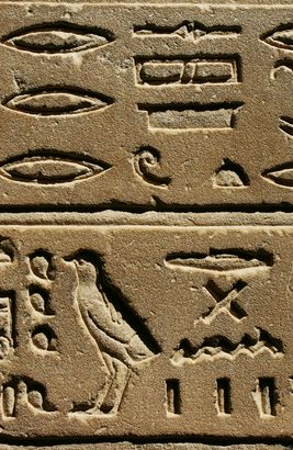 In Egyptian hieroglyphics each symbol had a meaning, and when used with other symbols these sequences could tell more sophisticated stories. (Sequential Art) http://www.albumworks.com.au/telling-our-stories-1