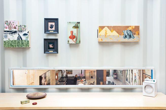 wardell-sagan-residence-office-rectangular-cutout-birdseye-view-kitchen