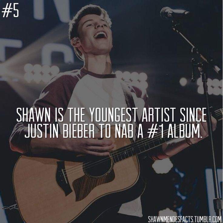 And Justin Bieber was asked about Shawn Mendes didn't know who he was