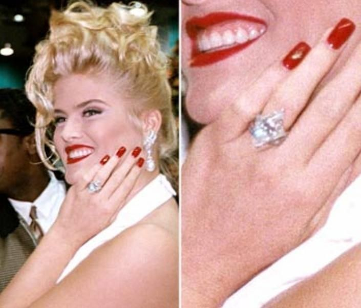 When Anna Nicole Smith agreed to marry Texas oil tycoon ...