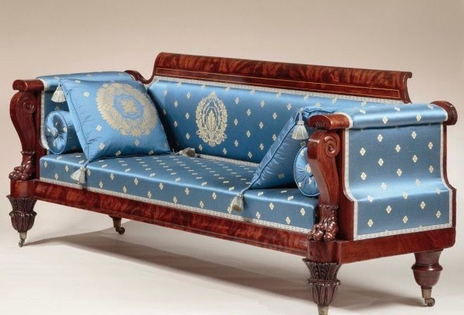 Pin By Mike Dean On American Empire Classical Furniture With