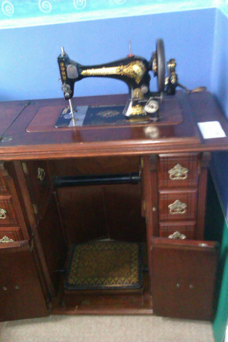 cabinets sewing machine