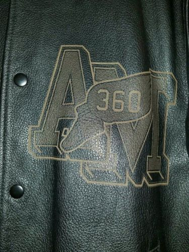 Limited Edition Nike Air Max 90 leather jacket