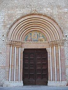 Porta Santa - L'Aquila