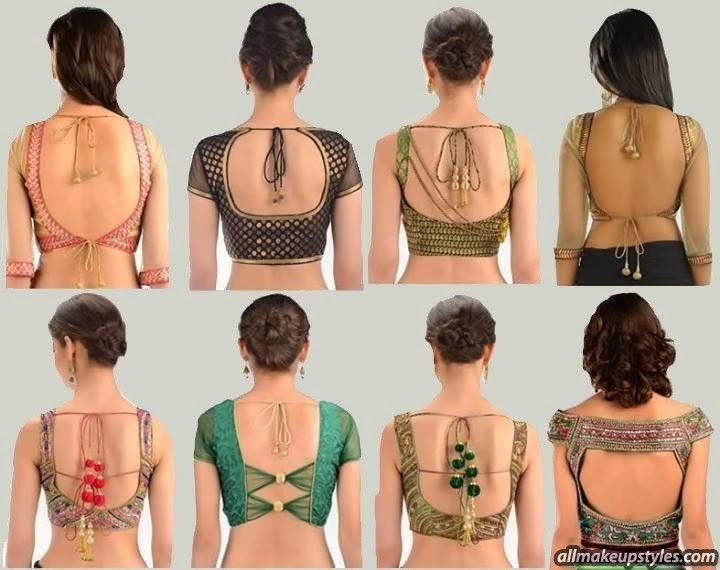Blouse-Design-Collections-Colorful-sarees-with-long-sleeve-blouse-designs-2015.jpg (720×570)