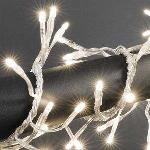 Konstsmide 4643-103 Connectable Christmas Cluster Lights - 208 LEDs