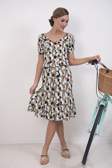 Mosaic Skirt – piadupradalonline