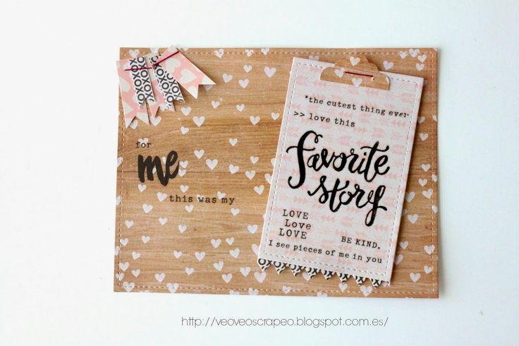 3flowers - retos de tarjetas-ROCIO