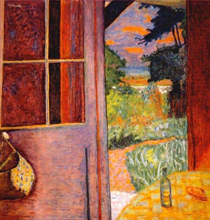 17 best images about pierre bonnard on pinterest window for Pierre bonnard la fenetre