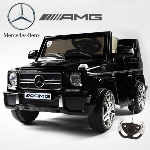 12v G65 G-Wagon battery powered ride on car to buy in the UK - kids look so cool in these toys