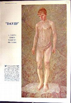 Antique 1930 Joan Manning-sanders Portrait David Wills's Gold Flake Advertisement