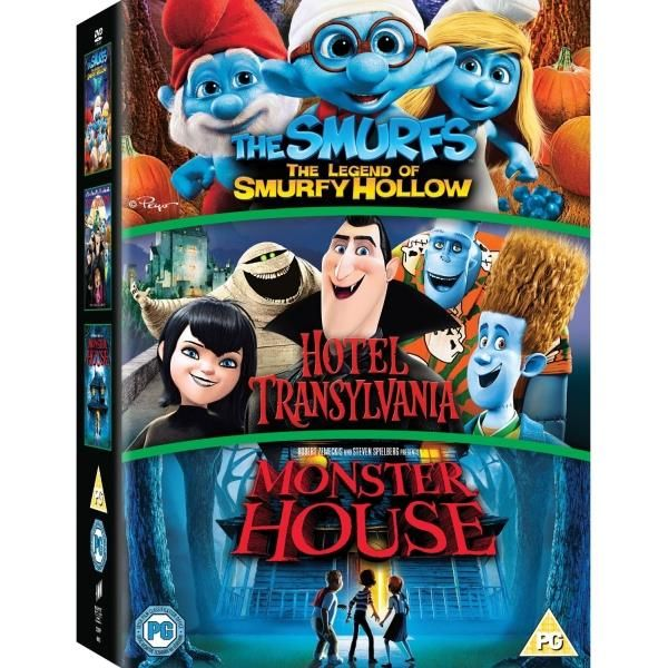 http://ift.tt/2dNUwca   Hotel Transylvania / Monster House / The Smurfs The Legend Of Smurfy H   #Movies #film #trailers #blu-ray #dvd #tv #Comedy #Action #Adventure #Classics online movies watch movies  tv shows Science Fiction Kids & Family Mystery Thrillers #Romance film review movie reviews movies reviews