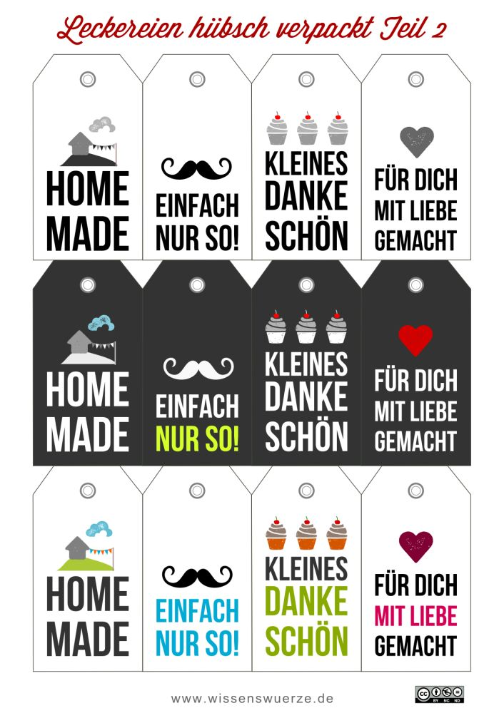 20 best Anhänger images on Pinterest | Print templates, Free ...