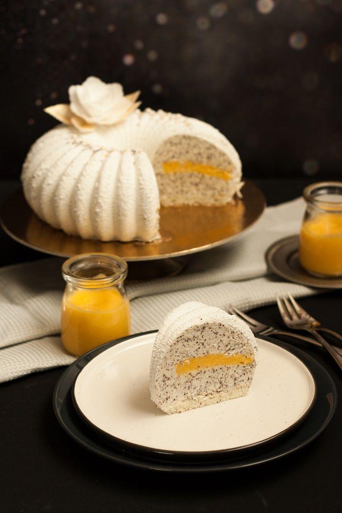 Sementes de papoila com creme de limão   – Christmas recipes