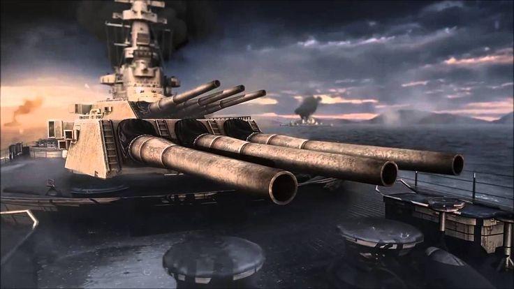 "CGI Animation Breakdown HD: ""World of Warships"" by Vladimir Abramov for ..."