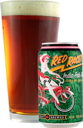 Red Racer India Pale Ale (IPA) Beer