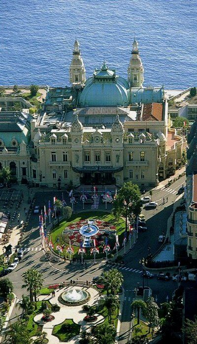 Monte Carlo, Monaco. ~ This was a marvelous memorable historical tour we enjoyed of the city! D. K. Ogans ~