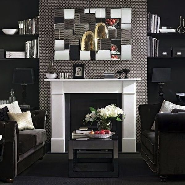 For More Living Room Ideas, Such As How To Decorate With Black Paint, Visit  Our Living Room Galleries Part 42