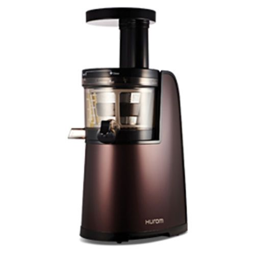 [Hurom] HG-FBF06 Slow Juicer Low Speed Squeeze Juice Extractor (Choco Brown) Brown, Juice and ...