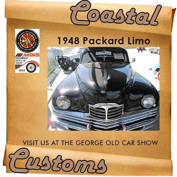 COASTAL CUSTOMS will be at the 18th MIDAS George Old Car Show, which will take place on 8th and 9th February 2014 at the PW Botha College in York Street, George.  The main purpose of the show is to allow like-minded old car and motorcycle enthusiasts to share their passion with each other as well as with the public.  Contact us for more info: 044 697 7583  #georgeoldcarshow #vintagecars #fleetline
