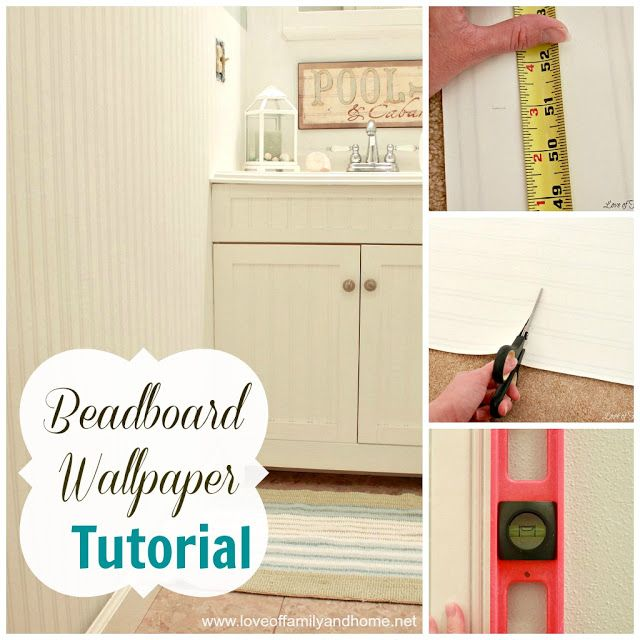 1000 images about stenciled walls on pinterest for Beadboard wallpaper on kitchen cabinets