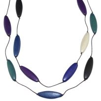 Galo Necklace Cobalt - Caracol