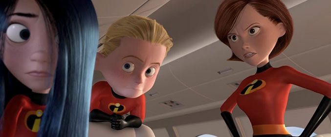 "Super Deep Disney Quotes: Part 2 ""Your identity is your most valuable possession. Protect it."" – Helen Parr/Elastigirl, The Incredibles"