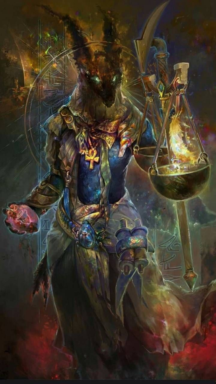 Download Anubis wallpaper by georgekev - 7d - Free on ZEDGE™ now. Browse millions of popular ...
