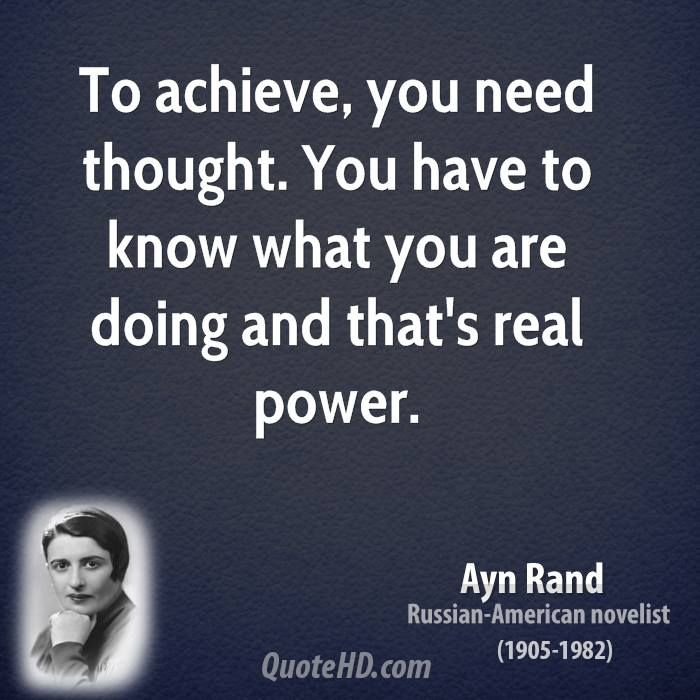 the contributions of ayn rand to contemporary philosophy The legacy of ayn rand charles colson rand articulated a philosophy she called who regularly confronted contemporary values from a biblically informed.