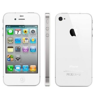 ( REFURBISHED ) Apple iPhone 4 16GB (White)