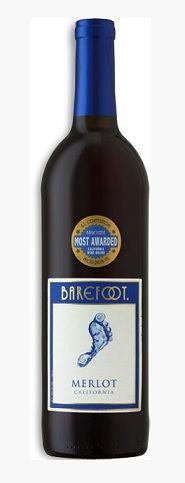 Barefoot Merlot Wine