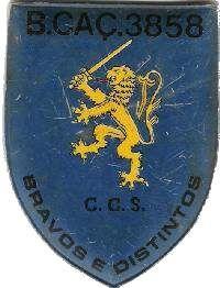 Companhia de Comando e Serviços do Batalhão de Caçadores 3858 Angola