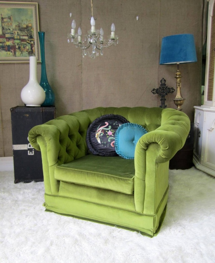 Green Velvet Chesterfield Chair 2. 18 Best Chesterfield Sofas Images On Couches Living & Lime Green Velvet Chesterfield Sofa | www.Gradschoolfairs.com