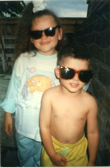 zayn was hardc0re from a young age